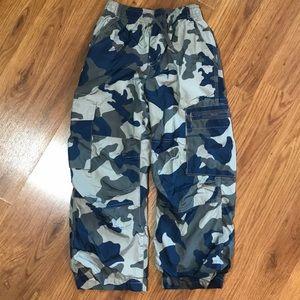 Oshkosh lined wind pants
